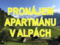 Apartmány v Alpách