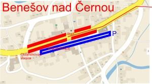 mapy parkovištěB